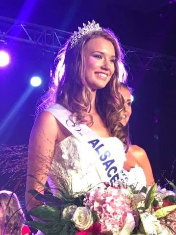 Interview - Claire Godard, Miss Alsace 2016