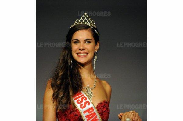 Miss Pays de l'Ain 2016 est Manon Le Cann