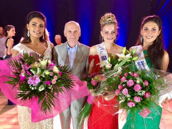 Miss Gironde-Abzac 2016 est Louise Corbu