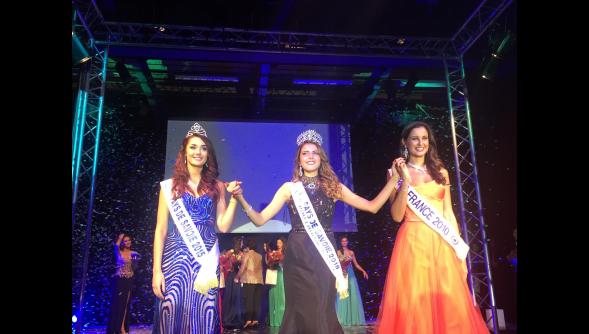 Miss Pays de Savoie 2016 est Julie Lafitte