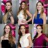 Candidates Miss Auvergne 2016