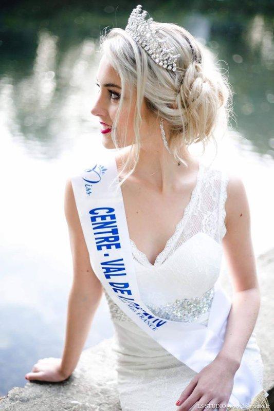 Cassandre Joris, Miss Centre Val de Loire 2016
