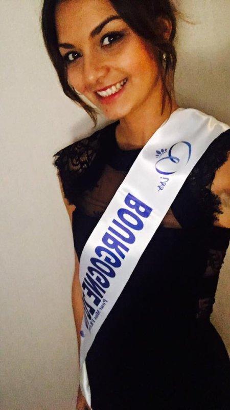 Miss Bourgogne 2016