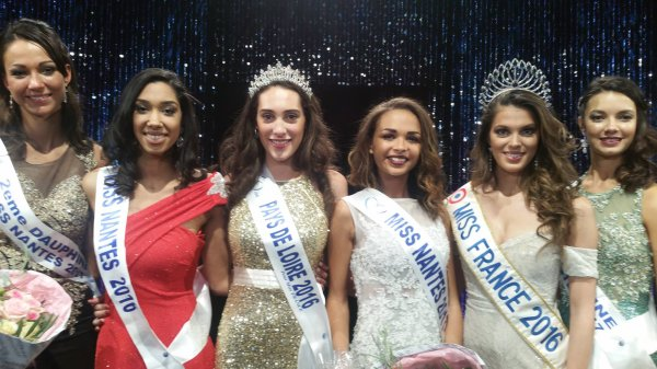 Miss Nantes 2017 est Natacha Bruneau
