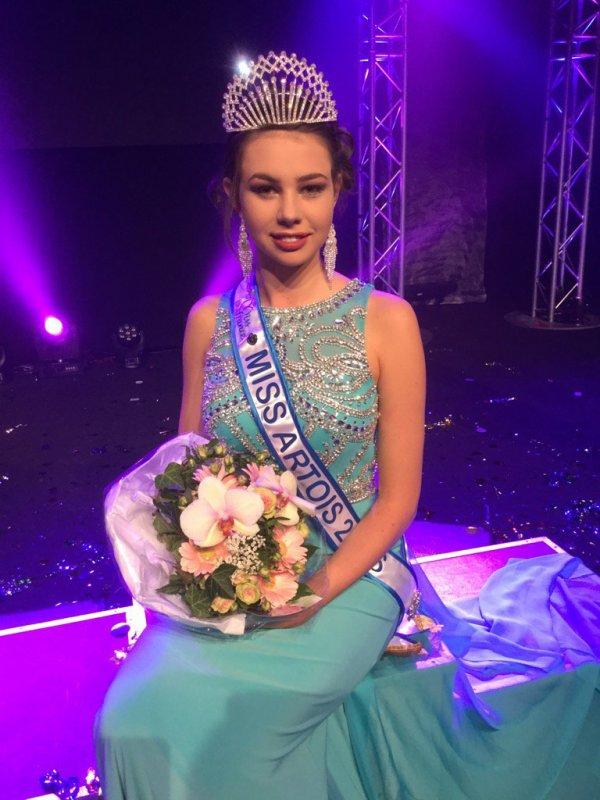 Miss Artois 2016 est Anaëlle Cacheux