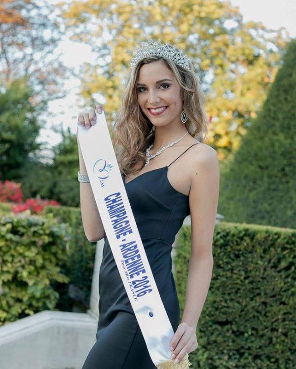 Miss Champagne Ardenne 2016