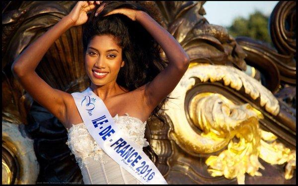 Miss Île de France 2016