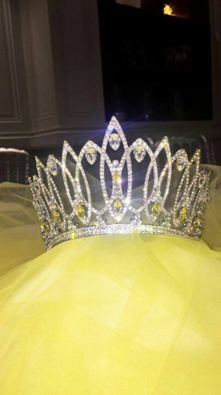 Couronne Miss France 2017
