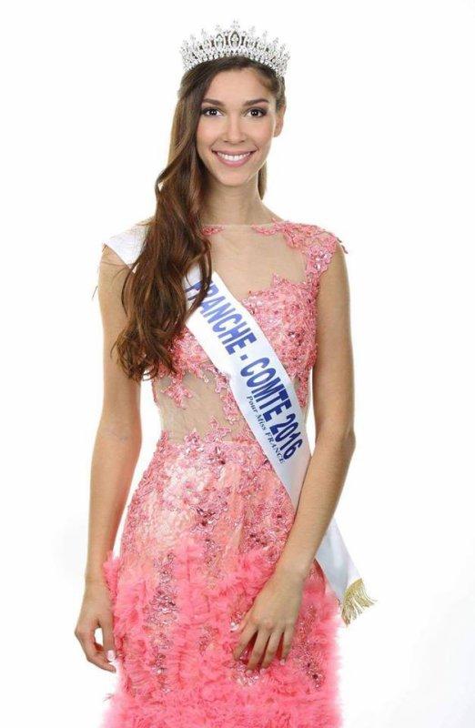 Interview - Mélissa Nourry, Miss Franche-Comté 2016
