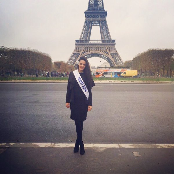 Candidates Miss France