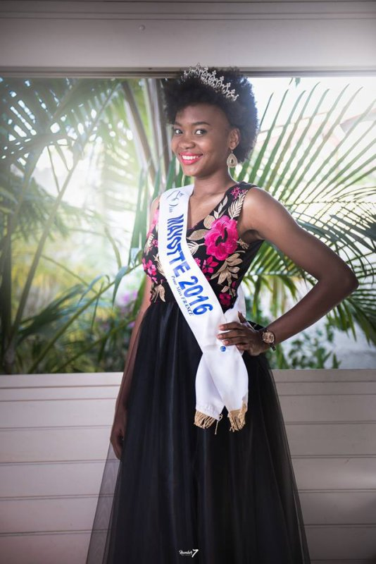 Miss Mayotte 2016