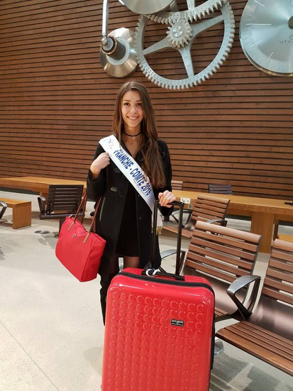 Départ Miss France
