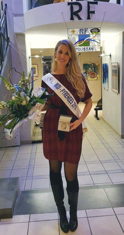 Miss Midi-Pyrénées 2016
