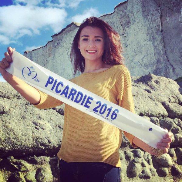 Miss Picardie 2016