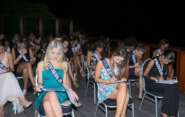 Les Miss à la Réunion