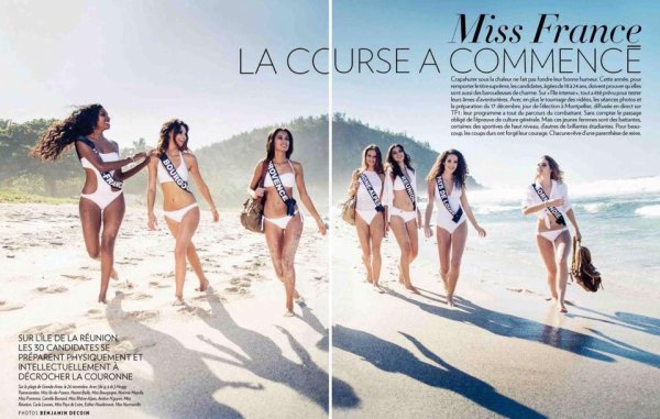 Miss France - Paris Match