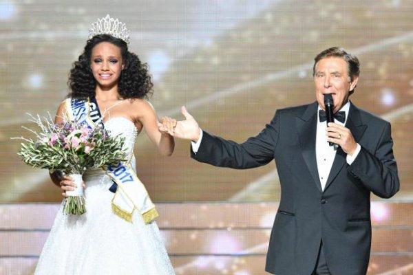 Miss France 2017 est Miss Guyane !!!