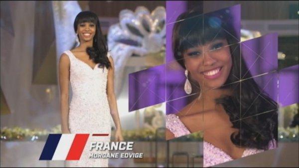 Miss Monde - Miss Puerto Rico