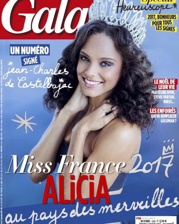 Alicia Aylies - Gala