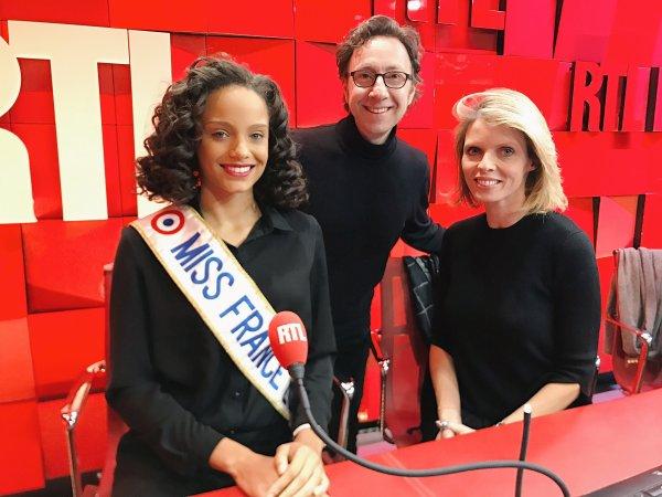 Alicia Aylies & Sylvie Tellier - RTL