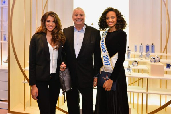 Alicia Aylies, Iris Mittenaere & Sylvie Tellier - 25 ans  «Angel»