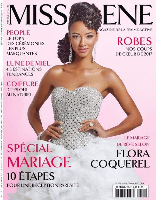 Flora Coquerel - magazine
