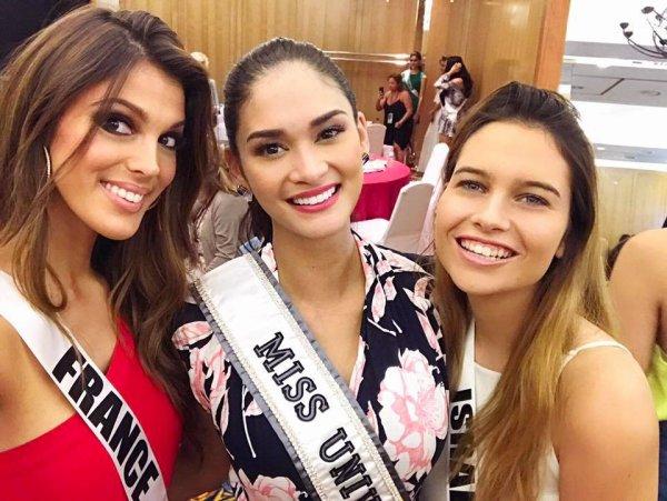 Iris Mittenaere - Aventure Miss Univers