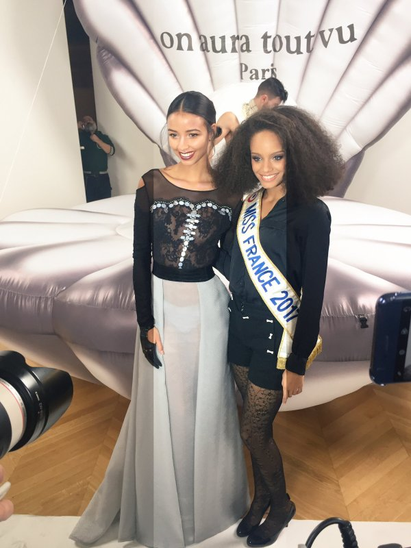Alicia Aylies, Flora Coquerel & Rachel Legrain-Trapani - Fashion Week