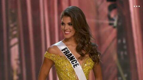 Iris Mittenaere - The Preliminary Competition.