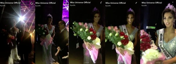 Bal - Miss Univers