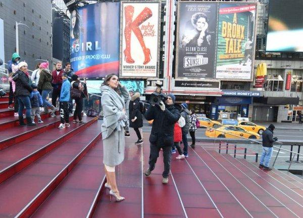 Iris Mittenaere - New York