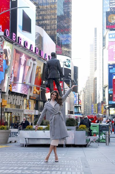 Iris Mittenaere - New York