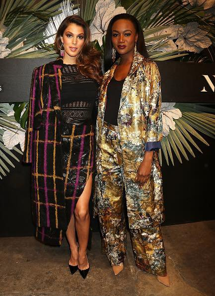 Iris Mittenaere - Fashion Week New York
