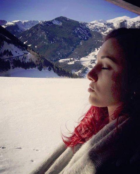 Alicia Aylies - voyage d'intégration