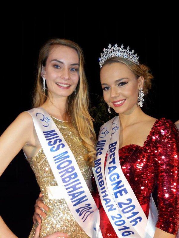Miss Morbihan 2017 est Emilie Bachellereau