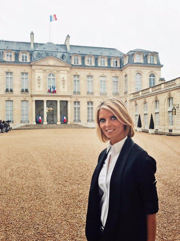Sylvie Tellier - Elysée