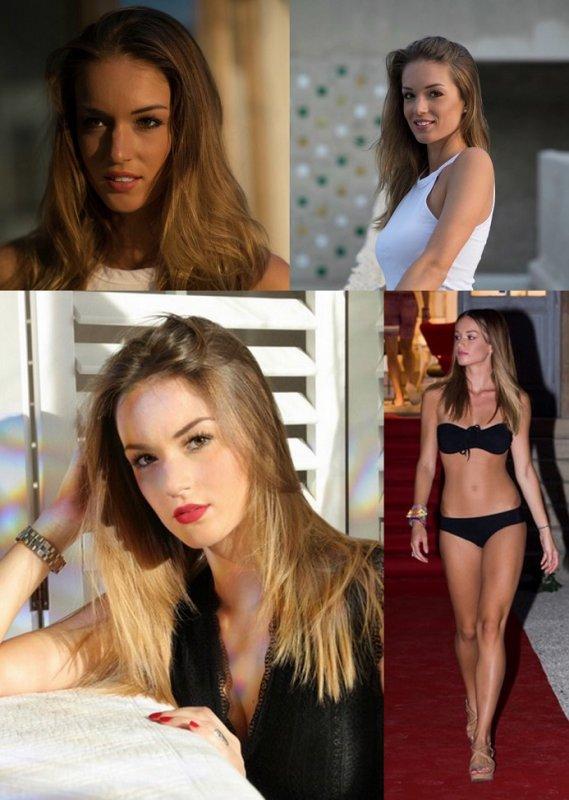 Miss Pays d'Aix 2017 est Gabrielle Ghio