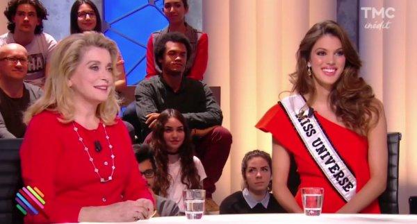 Iris Mittenaere - Le Quotidien