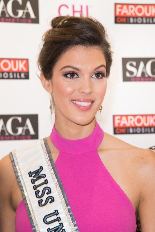 Iris Mittenaere - SAGA Cosmetics