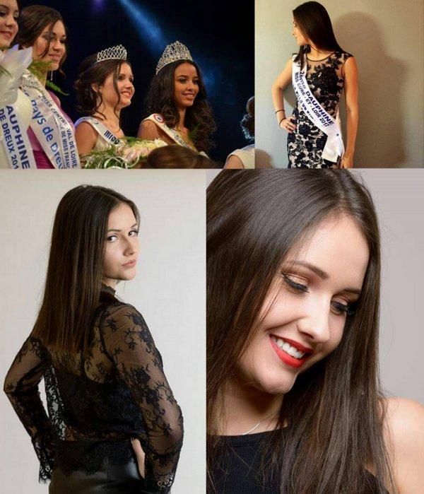 Miss Pays de Dreux 2017 est Marie Baca