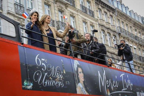 Iris Mittenaere - Retour à Lille