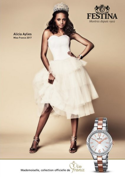 Alicia Aylies - Festina