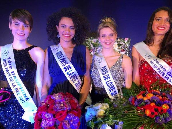 Miss Pays de la Mée 2017 est Diane Le Roux