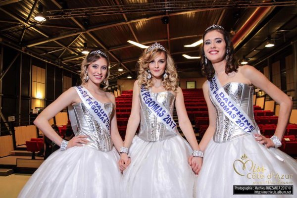 Miss Pegomas 2017 est Pauline Pourchaire