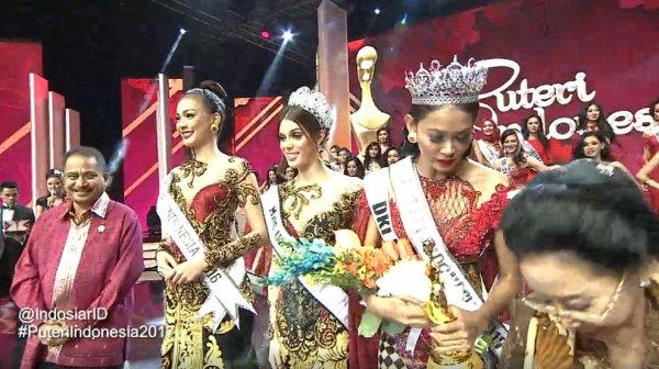Iris Mittenaere - Puteri Indonesia 2017