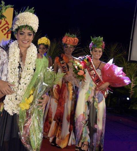 Miss Arue 2017 est Tuehu Brothers