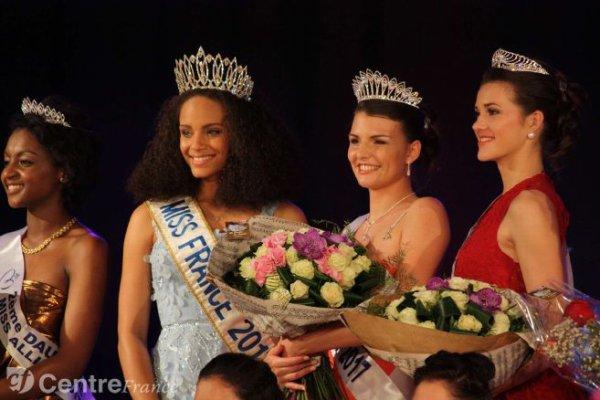 Miss Allier 2017 est Léa Simonnet