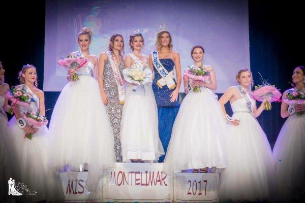 Miss Montélimar 2017 est Emma Coursault
