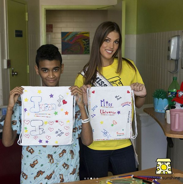 Iris Mittenaere - Project Sunshine