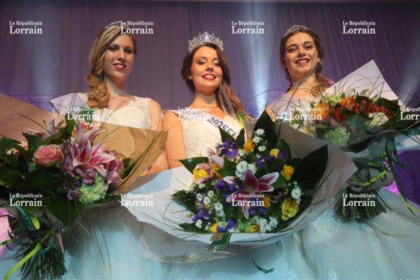 Miss Moselle 2017 est Pauline Schmitt